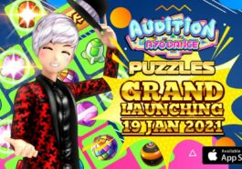 Ayodance Puzzles Banner