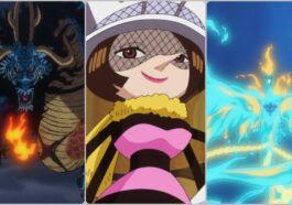 Buah Iblis Zoan Yang Mempunyai Kemampuan Terbang Di One Piece