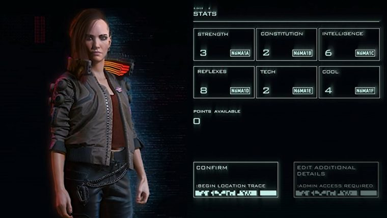 Cara Build Karakter High Damage Cyberpunk 2077