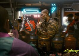 Cara Build Karakter High Damage Cyberpunk 2077