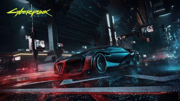 Cara Mendapatkan Mobil Rayfield Caliburn Cyberpunk 2077