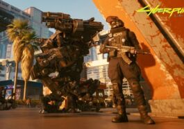 Cara Menemukan Pakaian Polisi Legendary Cyberpunk 2077