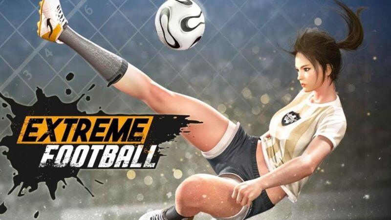 game sepakbola android terbaik 2021- Extreme Football