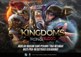 Kingdoms Iron and Blood