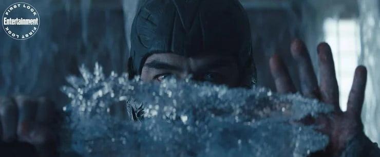 Joe Taslim As Sub Zero In Mortal Kombat