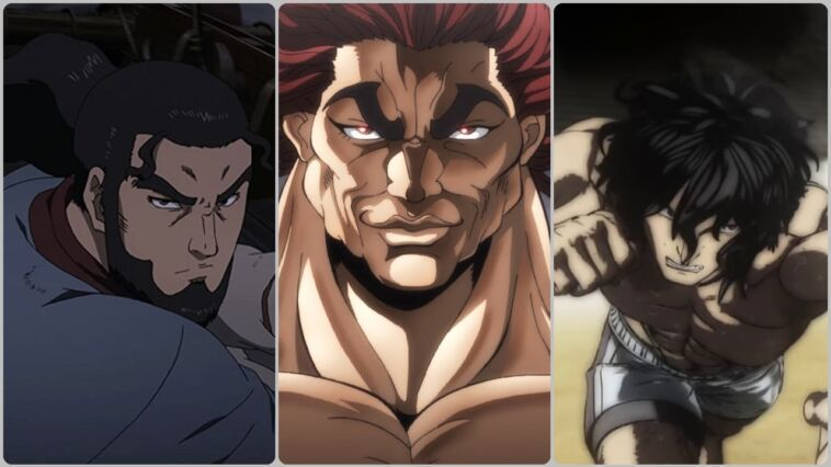 Karakter Anime Kuat Yang Tidak Memiliki Kekuatan Super