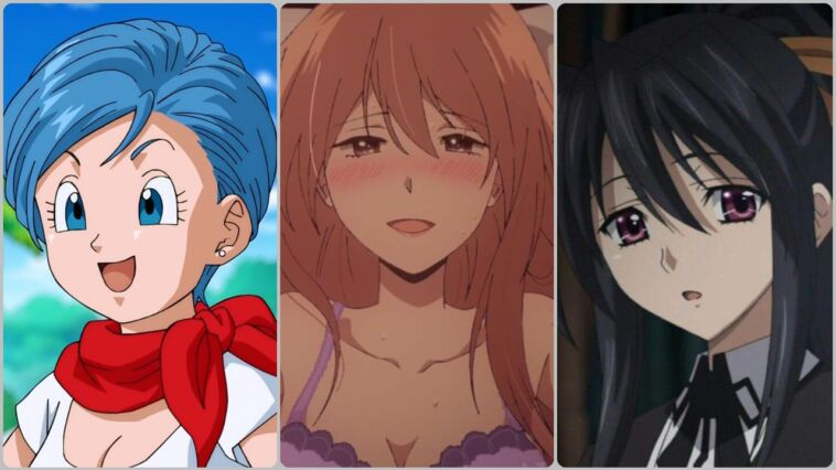 Karakter Anime Perempuan Yang Sifatnya Genit