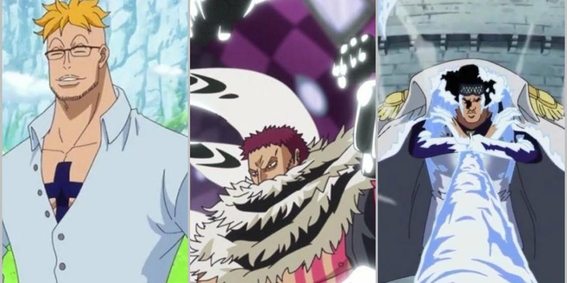 Karakter One Piece Yang Buah Iblisnya Sudah Awakening