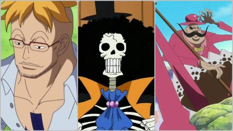 Karakter One Piece Yang Sulit Untuk Mati