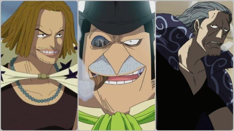 Karakter Penembak Jitu Dari Dunia One Piece