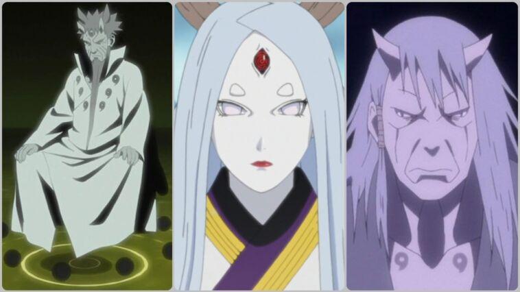 Karakter Yang Berasal Dari Klan Otsutsuki Di Naruto Dan Boruto