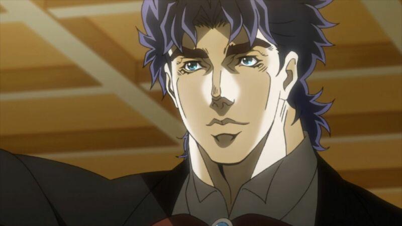 Keluarga Anime Terkuat Keluarga Joestar