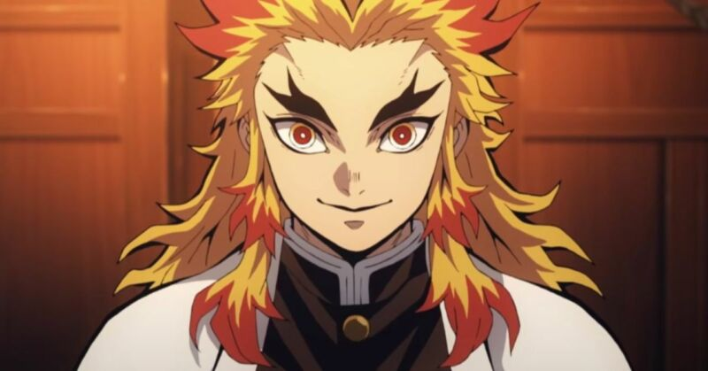 Karakter Anime Kekuatan Api Nasibnya Tragis Kyojuro Rengoku