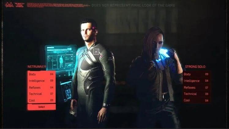 List Attributes Build High Damage Cyberpunk 2077