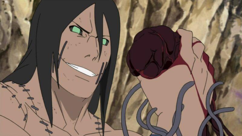 Cara Supaya Hidup Lama Naruto Menggunakan Jatung Baru