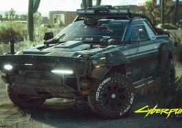 Mobil Terbaik Dalam Game Cyberpunk 2077
