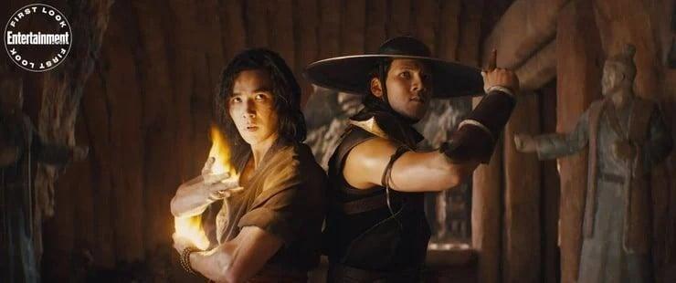Mortal Kombat Movie Images