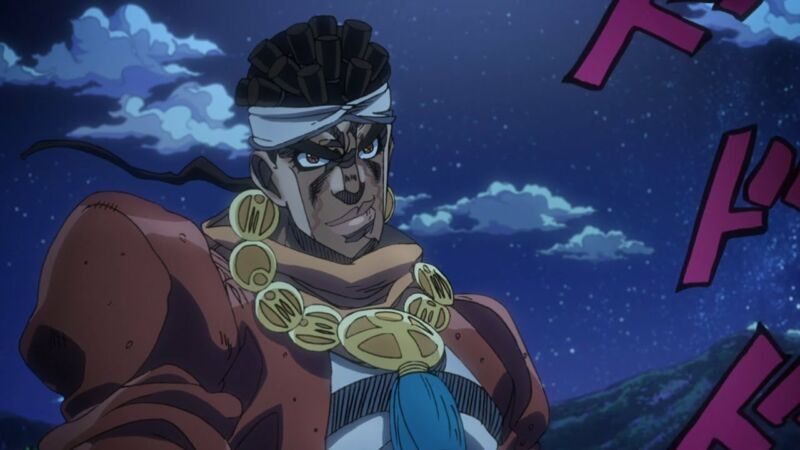 Karakter Anime Kekuatan Api Nasibnya Tragis Muhammad Avdol