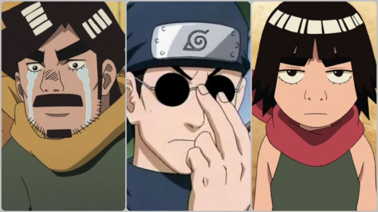 Ninja Era Naruto Yang Dikira Lemah Padahal Aslinya Kuat