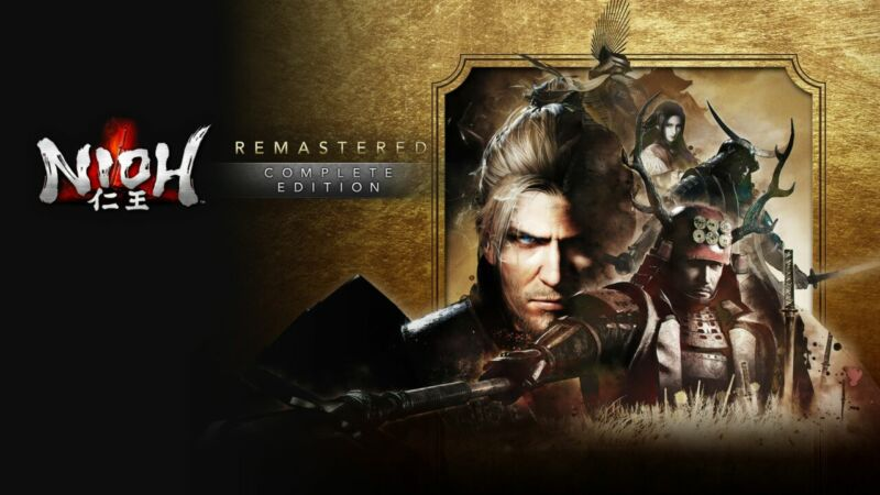 Nioh Remastered The Complete Edition
