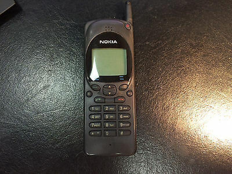 Nokia 2110 Nhe 4nx Vintage