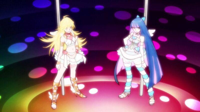 Karakter Anime Perempuan Genit Panty