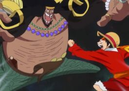 Penjelasan Kenapa Kurohige Merupakan Musuh Sejati Luffy