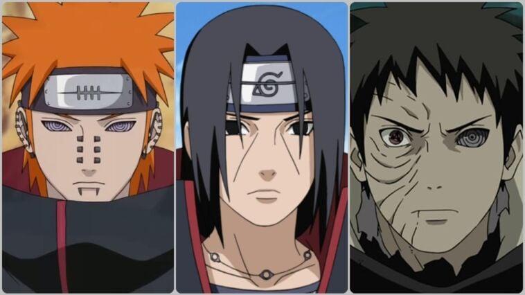 Peringkat Anggota Akatsuki Terkuat Di Serial Naruto