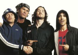 Lagu Red Hot Chili Peppers