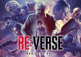 Sampul Resident Evil Re Verse