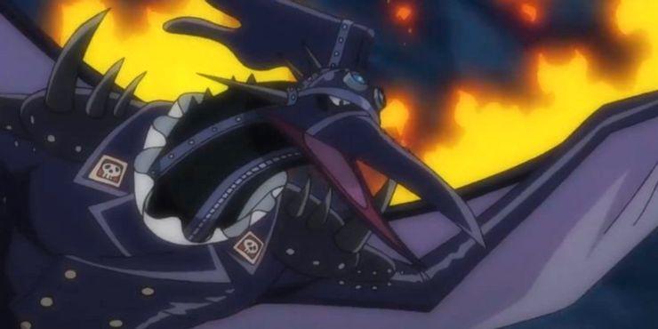 Buah Iblis Zoan Terbang Ryu Ryu No Mi Model Pteranodon
