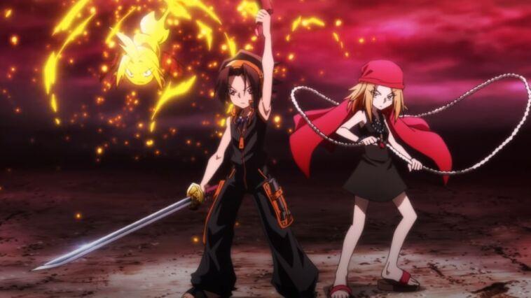 Seiyuu Dan Karakter Baru Anime Shaman King Remake