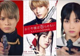 Sekuel Live Action Kaguya Sama Love Is War