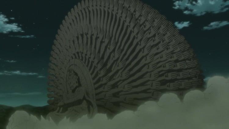 Mahluk Dengan Ukuran Besar Naruto Shinsuusenju