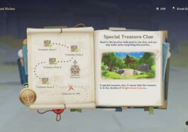 Special Treasure Clue