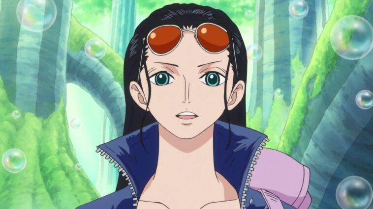 Teori Haki Yang Cocok Untuk Nico Robin