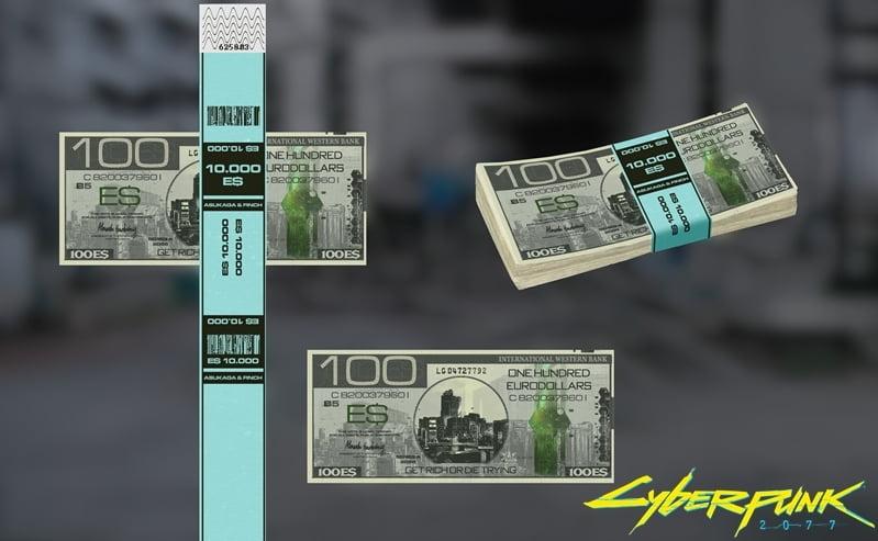 Tips Farming Uang Cepat Cyberpunk 2077