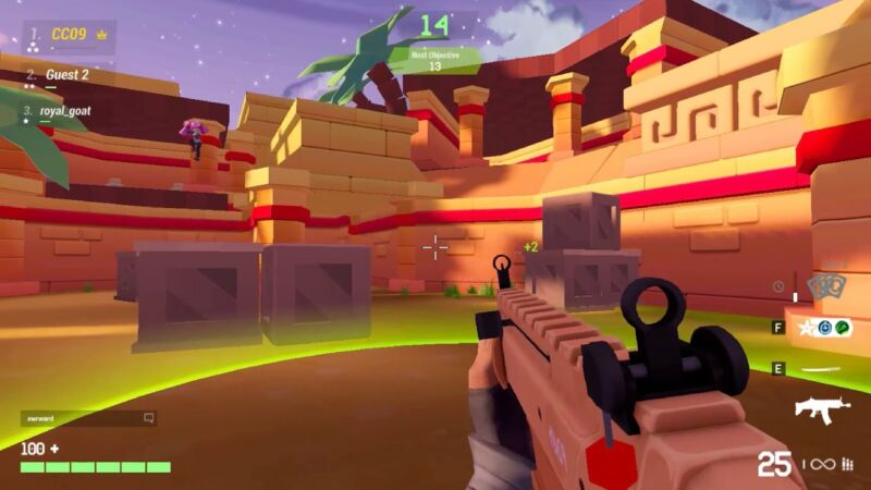game fps browser terbaik