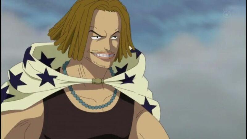 Karakter One Piece Penembak Jitu Yasopp