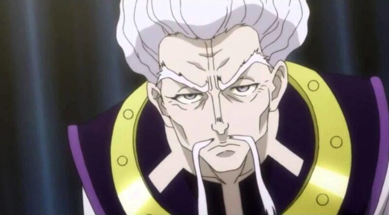 Karakter Kuat Menurut Hisoka Zeno Zoldyck