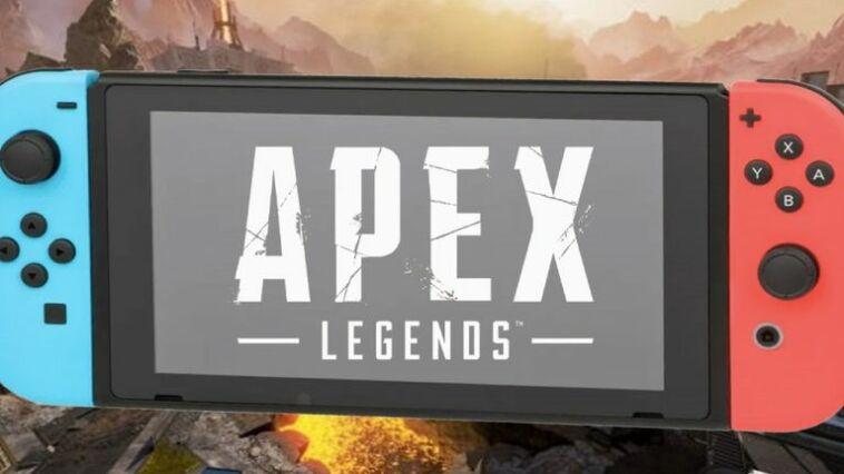 Apex Legends Nintendo Swicth