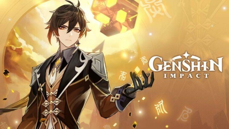 Build Zhongli Genshin Impact