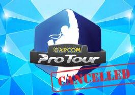 Capcom Cup Batal