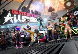 Destruction Allstars Ps Plus
