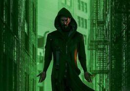 Fan Art Matrix 4
