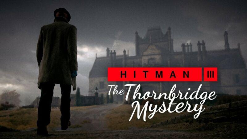 Hitman 3 1 1
