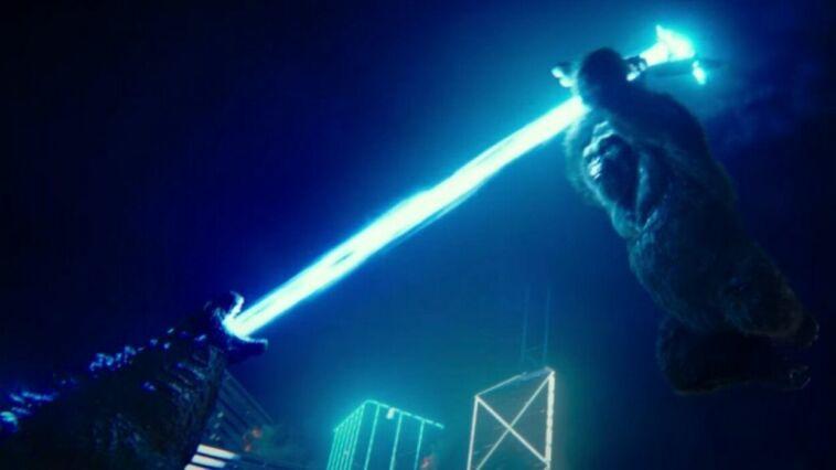 Kapak Kong Godzilla Vs Kong