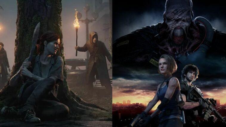 Karakter Resident Evil 3