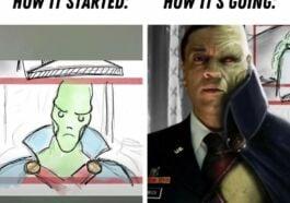 Martian Manhunter Justice League