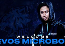 Microboy Evos Esports